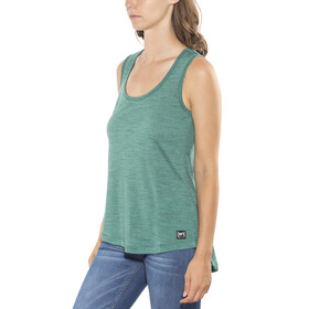 super.natural Motion Slash Top Women Aloe Green 3D